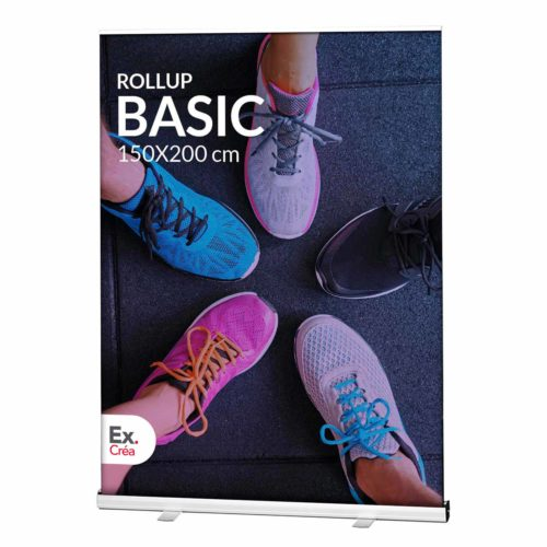 ROLLUP BASIC 150 BASE 1 500x500 - ROLLUP BASIC 150x200