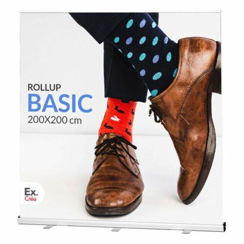 ROLLUP BASIC 200 PRINC 1 500x500 - ROLLUP BASIC 200x200 cm