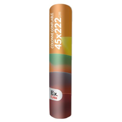 COLONNE GONFLABLE PRINC45x222 400x400 - ROLLUP BASIC 60x200