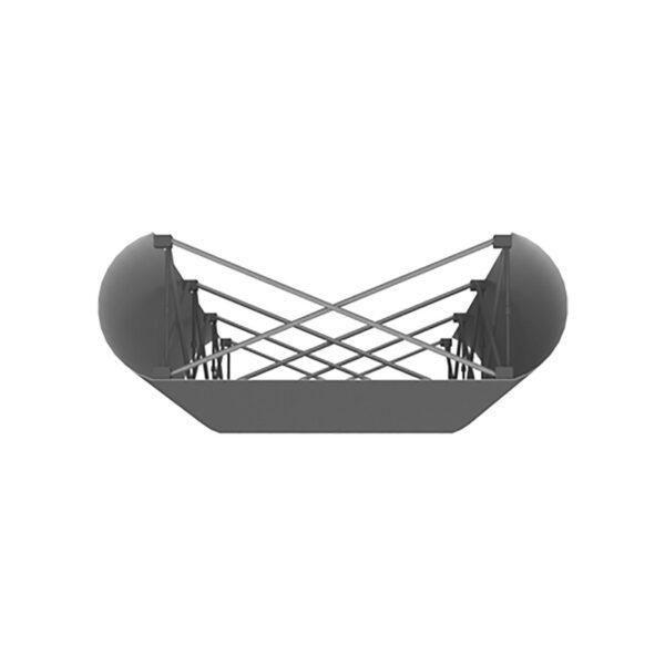 DETAIL 3X1D DESSUS 600x600 - STAND PARAPLUIE 3x1 PVC DROIT
