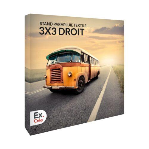STAND PARAPLUIE 3X3D PRINC 500x500 - STAND PARAPLUIE TEXTILE 3x3 DROIT
