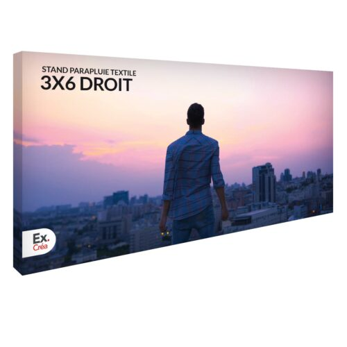 STAND PARAPLUIE 3X6D PRINC 500x500 - STAND PARAPLUIE TEXTILE 3x6 DROIT
