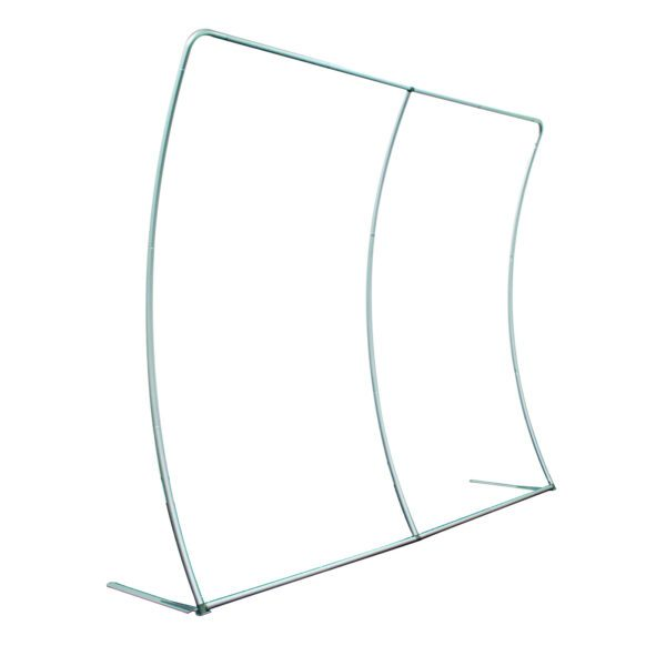 Formulate Vertical Curve Frame 600x600 - MUR D'IMAGE COURBE VERTICAL 300 cm