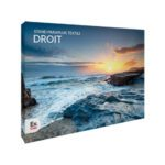 STAND TEXTILE DROIT VIGNETTE 150x150 - PORTE DOCUMENTATION SOUPLE SIMPLE A4