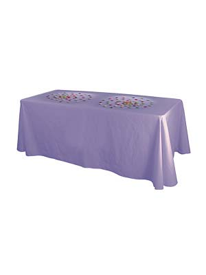Table nappe 1 - TABLE PLIANTE HOUSSE IMPRIMEE